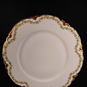 Haviland Clover Leaf Schleiger #98 Luncheon Plate (14 available)