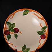 Franciscan Apple Round Chop Plate