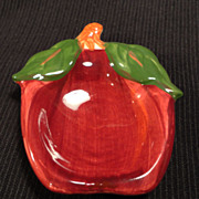 Franciscan Apple Individual Ash Trays (6 available)