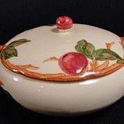 Franciscan Apple Covered Serving Bowl
