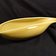 Russel Wright Chartreuse American Modern Gravy Boat (2 available)