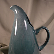 Russel Wright American Modern Seafoam Green Pitcher