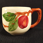 "Franciscan ""Apple"" Coffee or Cocoa Mug (5 available)"
