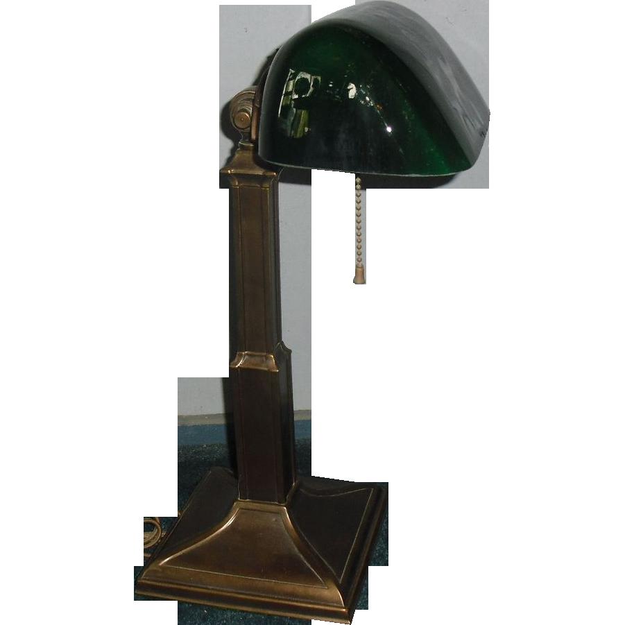 Farberware Green O Lite Desk Lamp
