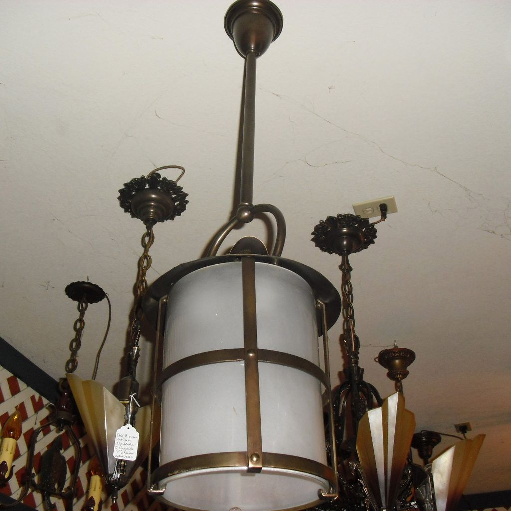 arts and craft lighting fixtures images