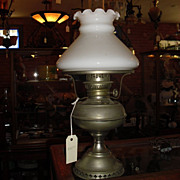 Rayo Junior Kerosene Oil Lamp - Complete