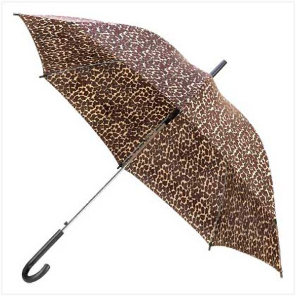 Leopard print umbrella in Travel Accessories - Compare Prices
