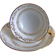 SALE Cup and Saucer - Royal Grafton, England