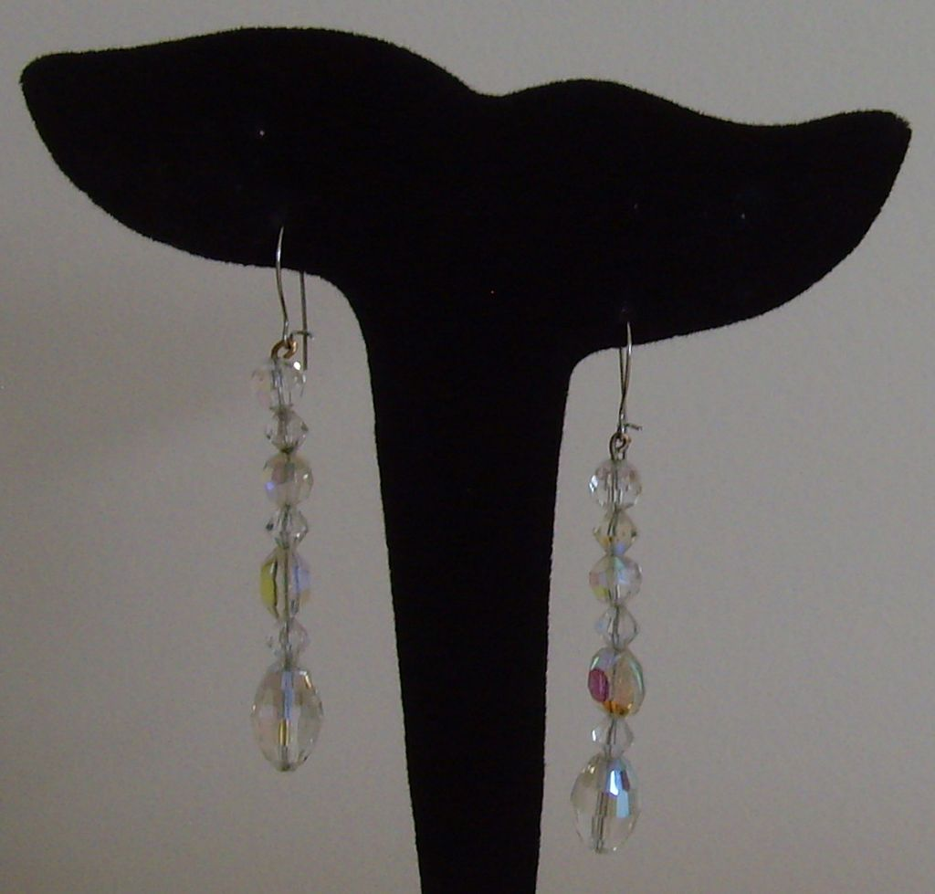 Aurora Boralais Dangle Earrings