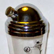 Cocktail Shaker - Men Drinking Motif