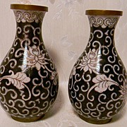 Clossonne Vases Early 1900's