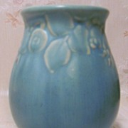 "Rookwood Pomegranate Vase   ""Free Shipping"""