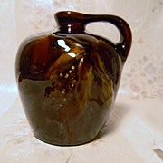 Weller Dickensware Corn Design Small Jug