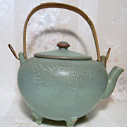 Rookwood Matt Teapot 1915
