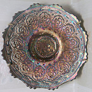 Fenton Persian Medallion Carnival Glass