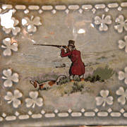 Wade HP Hunting SceneTrinket Box