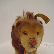Tiniest Mohair Steiff Lion King Baby With All IDs