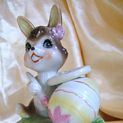 Easter Bunny music box