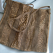 REDUCED Vintage tribal handmade bag ethnic designs