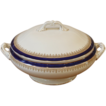 Antique English Wedgwood Lidded Tureen Serving Dish.