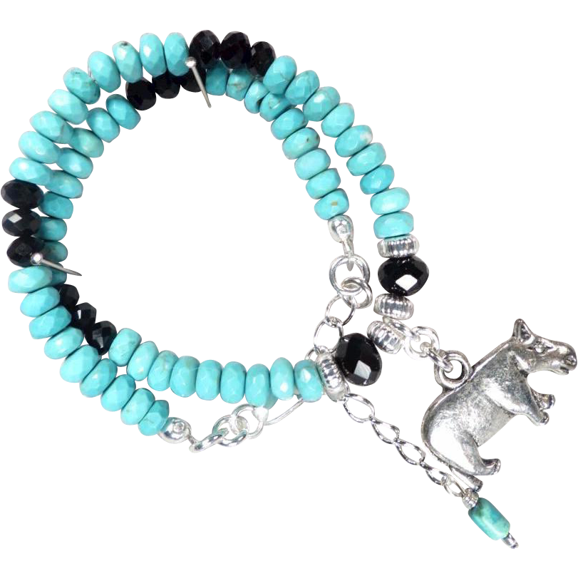 Ancient Egyptian Turquoise Crystal