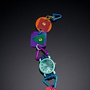 Anodized Aluminum Funky Watches