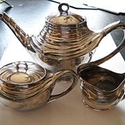 Tea Set unknown maker German