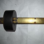 Victorian Measuring and Marking Gauge