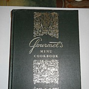 Gourmet's Menu Cookbook