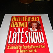 Helen Gurley Brown Book