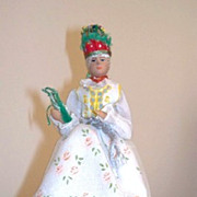 SOLD Vintage Polish Doll in Regional Dress