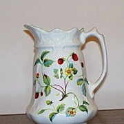 James Kent Old Foley Wild Strawberries Pitcher