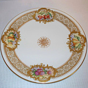 SALE Limoges Charles Martin Fruit Plate
