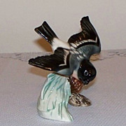 Goebel Bullfinch Bird Figurine