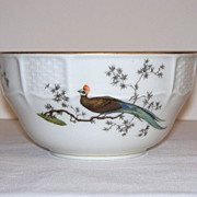 Rosenthal Bird of Paradise Serving Bowl