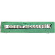 MINT Ladies vintage genuine Rolex Oyster wrist watch strap band Model 6634 expansion stretch s