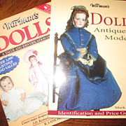 "2-for-1 Book Sale: Warman's ""Dolls-Antique to Modern"""