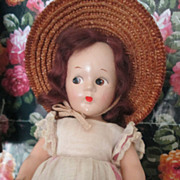 Adorable 1930s Madame Alexander All-Original Little Betty