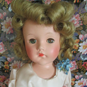 "17"" Effanbee ""Little Lady"" Near-Mint in Box"