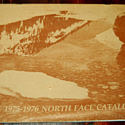 Ultra Rare 1975-1976 NORTH FACE Catalog