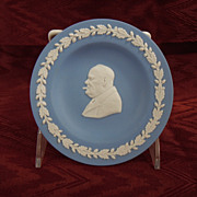 Wedgwood Jasperware Candy or Sweet Dish, Winston Churchill