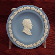 Wedgwood Jasperware Candy or Sweet Dish, President  Nixon