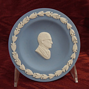 Wedgwood Jasperware Candy or Sweet Dish, President  Truman
