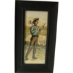 Young Abraham Lincoln Framed Art Print