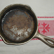 SALE Wagner Ware Sidney -O- #3 Cast Iron Skillet