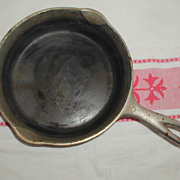 SALE Wagner Ware Sidney -O- #5 Cast Iron Skillet