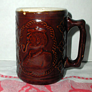 Burley and Winter Pottery Tankard