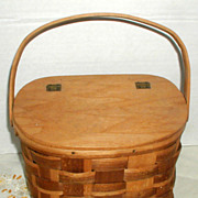 1960's Fomerz Basket Purse, Spain