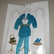 REDUCED Vintage 1970's  Fashion Doll Outfit Mint on Card