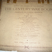The Century War Book-Civil War